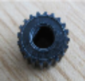 2GT20 Plastic Belt Gear