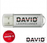 DAVID-Laserscanner Pro Edition USB Version 4.0